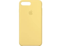 Capa APPLE iPhone 7 Plus Silicone Pollen MQ5E2ZM/A — Compatibilidade: iPhone 7 Plus