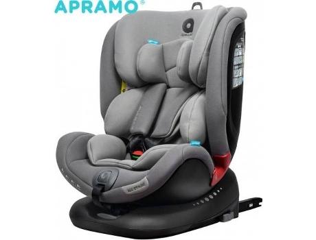 APRAMO - Cadeira Auto APRAMO Slate Grey (Grupo 0+/1/2/3)