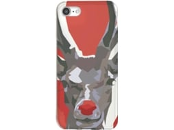 Capa SBS Christmas Collection iPhone 6, 6s, 7, 8 — Compatibilidade: iPhone 6, 6s, 7, 8
