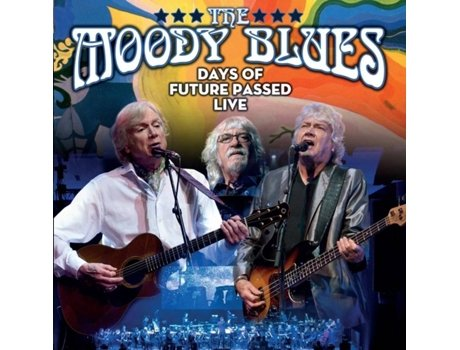 CD The Moody Blues - Days Of Future Pass — R&B