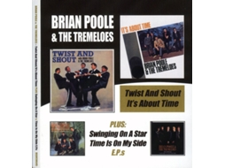 CD Brian Poole & The Tremeloes - Twist And Shout