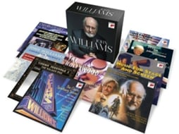 CD John Williams Conductor - John Williams — Clássica