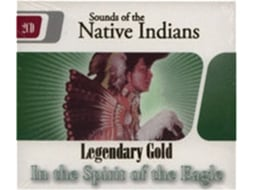 CD2 Vários - Sound of Native Indians — Música do Mundo - Ásia,África,America Latina
