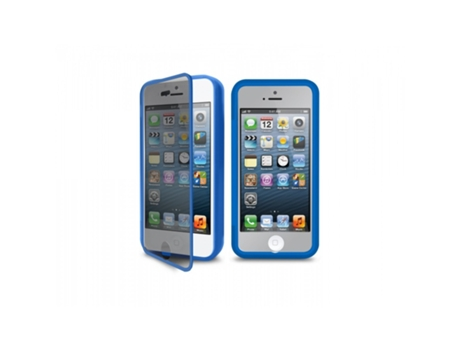 Capa SBS Book Touch iPhone 5, 5s, SE Azul — Compatibilidade: iPhone 5, 5s, SE