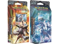Baralho POKÉMON Sun & Moon Burning Shadows — Baralho Sun & Moon Burning Shadows