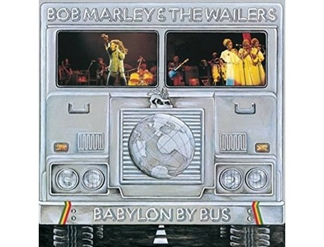 Vinil Bob Marley & The Wailers -Babylon By Bus — Alternativa / Indie / Folk