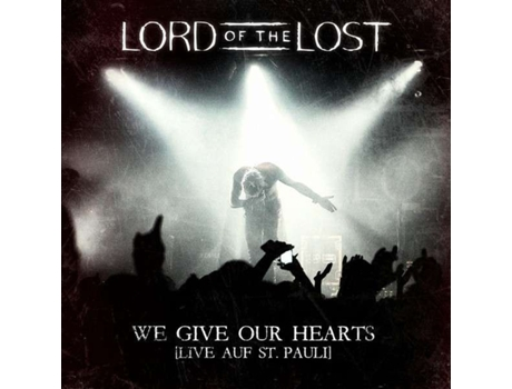 CD Lord Of The Lost - We Give Our Hearts - Live Auf St. Pauli