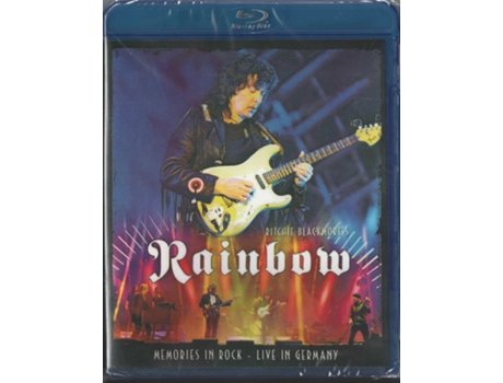 Blu-ray Rainbow - Memories In Rock - Live In Germany