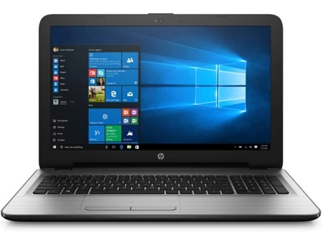 Portátil 15.6'' HP 250 G5 i5 7200U 8-1 15.6 — Intel Core I5-7200U / 8 GB / 1 TB