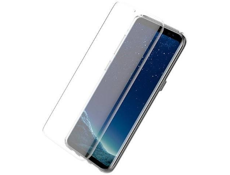 Capa Samsung Galaxy S8+ OTTERBOX Clearly Protected Transparente — Compatibilidade: Samsung Galaxy S8+