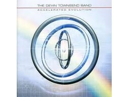CD The Devin Townsend Band - Accelerated Evolution