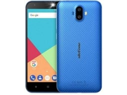 Smartphone ULEFONE S7 16 GB Azul — Android 7.0 | 5'' | Quad-core 1.3GHz | 2GB RAM