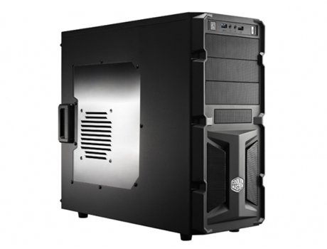 Caixa PC Midtower COOLER MASTER K350 — Midtower