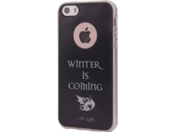 Capa KUNFT Winter iPhone 5, 5s, SE — Compatibilidade: iPhone 5, 5s, SE