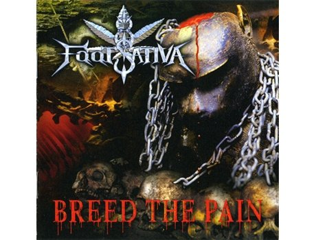 CD 8 Foot Sativa - Breed The Pain