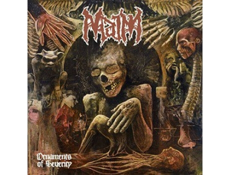 CD Maim  - Ornaments Of Severity