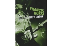 DVD Francis Rossi - Live At St Luke's London