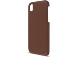 Capa ARTWIZZ Leather Clip iPhone X, XS Castanho — Compatibilidade: iPhone X, XS