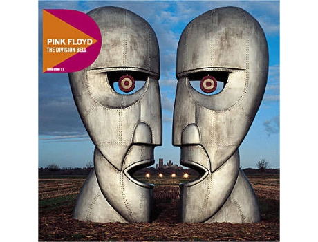 CD Pink Floyd - The Division Bell — Pop-Rock