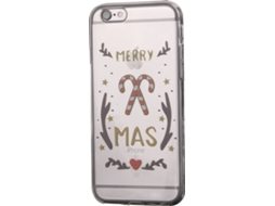 Capa KUNFT Christmas iPhone 6, 6s — Compatibilidade: iPhone 6, 6s