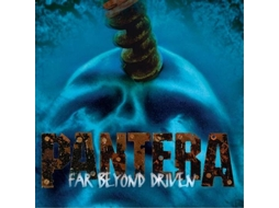 CD Pantera - Far Beyond Driven — Metal/Hard
