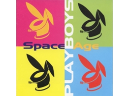 CD Space Age Playboys - New Rock Underground