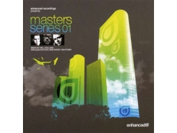 CD Masters Series 01 - Mixed By Will Holland And Alex M.O.R.P.H. B2B Woody van Eyden