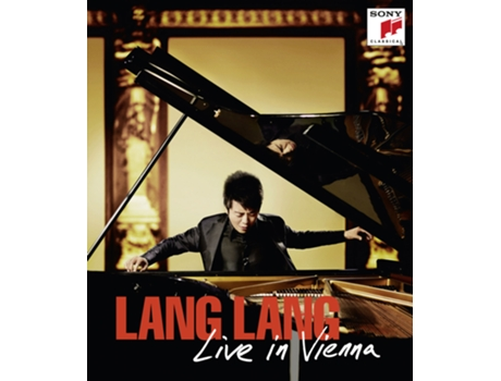 Blu-Ray Lang Lang - Live in Vienna — Clássica