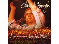 CD Chris de Burgh - High On Emotion — Pop-Rock