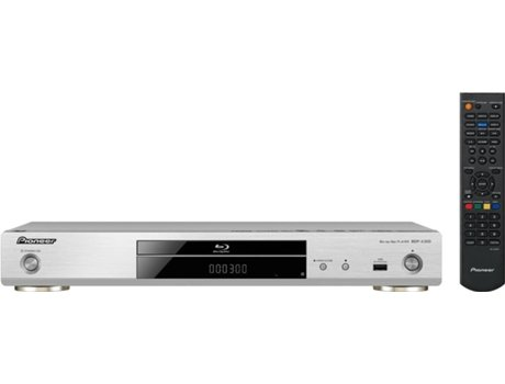 Leitor DVD PIONEER BDP-X300-S — DVD-Video/ R,DL,RW