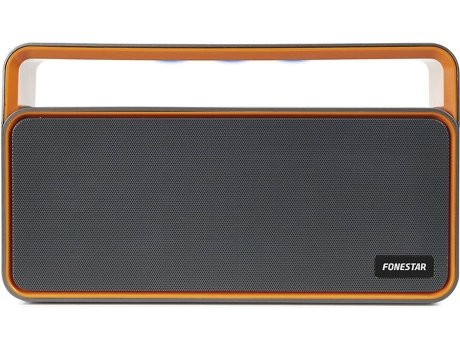 Rádio FONESTAR BLUERADIO-51G (Cinzento - Digital - FM - Bateria) — Digital | MP3