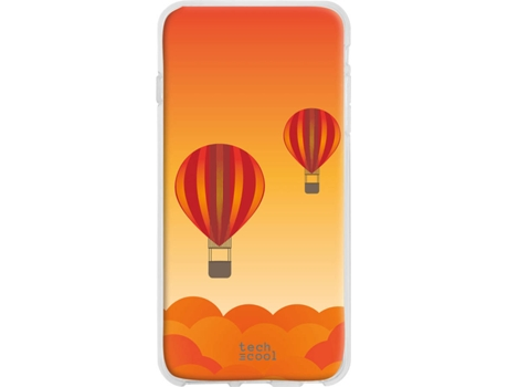 Capa LG V50 ThinQ 5G TECHCOOL F_UV507_001 Multicor