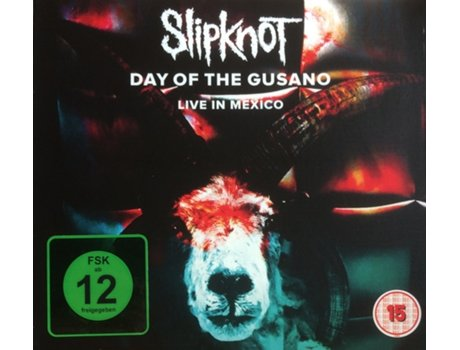 DVD Slipknot - Day Of The Gusano (Live In Mexico)
