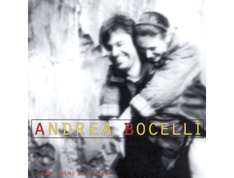 CD Andrea Bocelli - The Complete Pop — Clássica