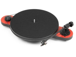 Gira-Discos PRO-JECT Elemental Phono R/B — Manual | Velocidade: 33/45 rpm