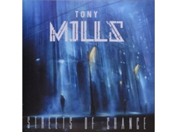 CD Tony Mills  - Streets Of Chance