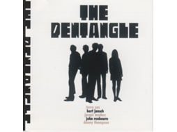 CD Pentangle - The Pentangle