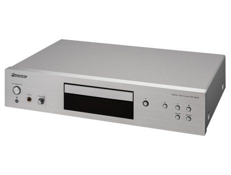 Leitor de CD PIONEER PD-30AE-S — Formatos: CD/CD-R/CD-RW/MP3 (CD-R/CD-RW)