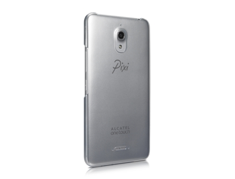Capa ALCATEL Pixi 4 Transparente — 6'' / Alcatel Pixi 4