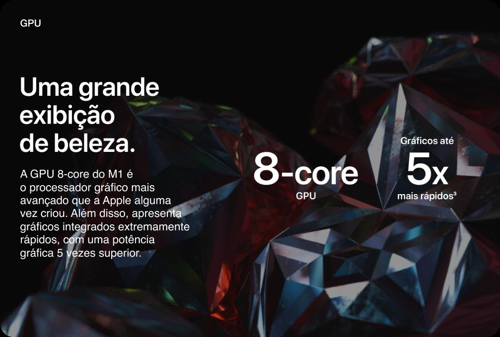 MacBook Pro 13'' GPU 8-core