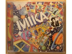 CD Mika - The Boy Who Knew Too Much — Pop-Rock