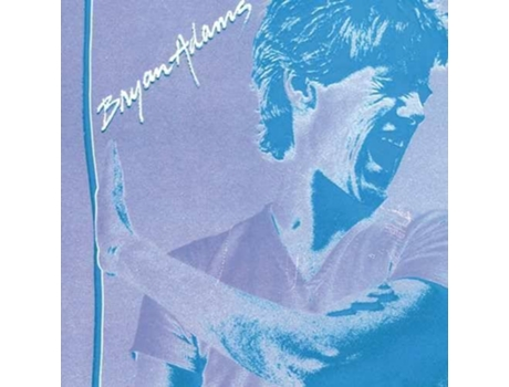 CD Bryan Adams - Bryan Adams — Pop-Rock