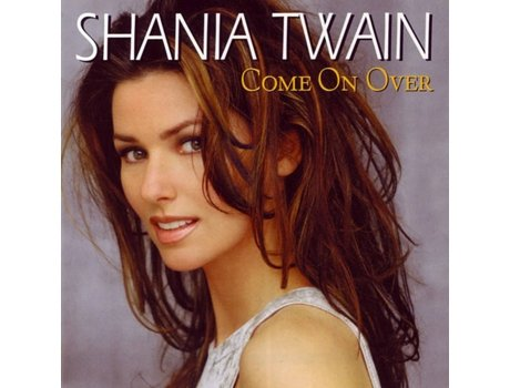 CD Shania Twain - Come On Over — Pop-Rock