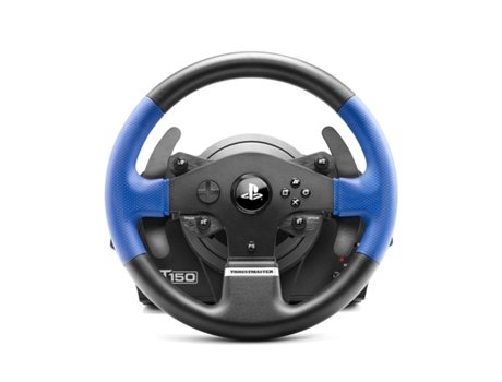 Volante THRUSTMASTER T150RS PS4/PS3/PC — PS4/PS3/PC