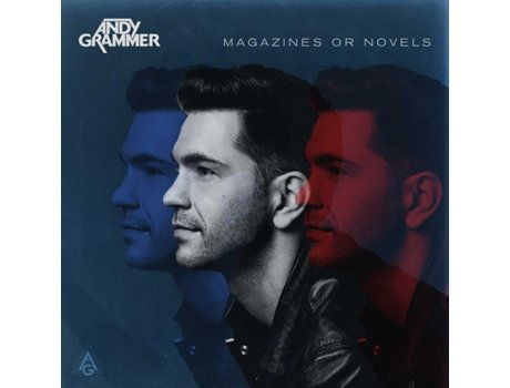CD Andy Grammer - Magazines Or Novels — Pop-Rock