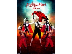 DVD Madonna - Rebel Heart Tour — Pop-Rock