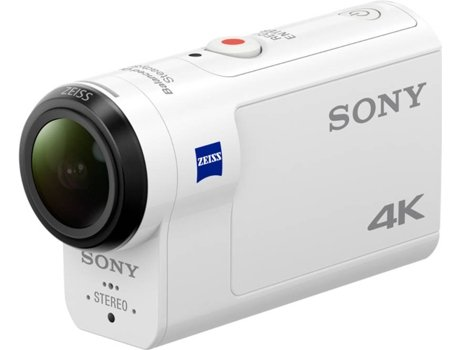 Kit Action Cam SONY 4K + FINGER GRIP — 4.15 MP