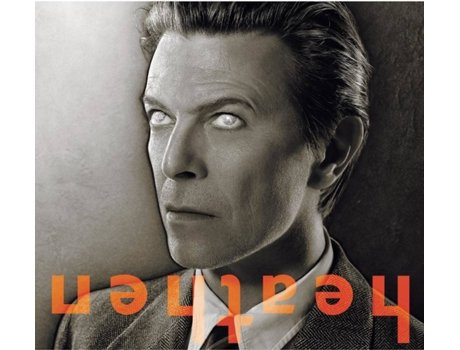 LP David Bowie - Heathen — Pop-Rock