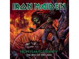 Vinil Iron Maiden - From Fear To Eternity The Best - 3 — Metal / Hard