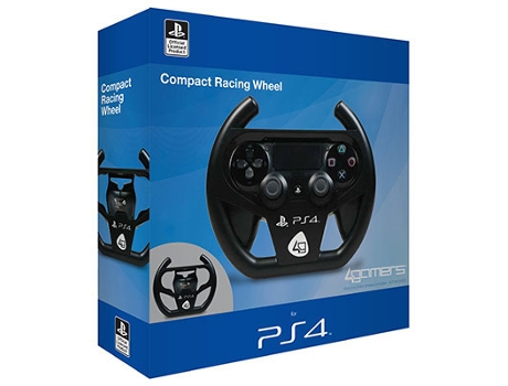 Volante 4GAMERS 4280 — PS4